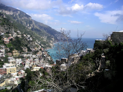 Amalfi Coast, Italy - Possibly Positano