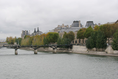 Louvre and Pont des Arts from Pont Neuf