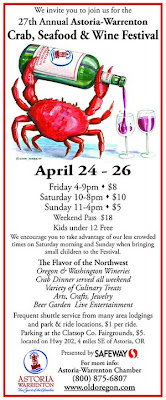 Wine and Seafood Festival