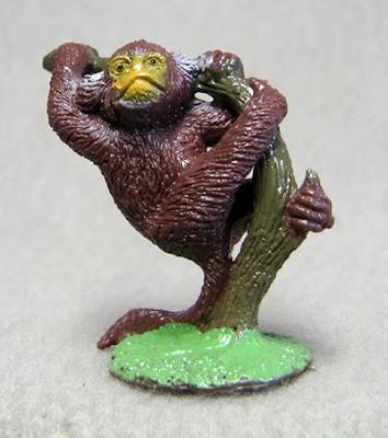 Toy Primates, Plastic Mystery Monkey