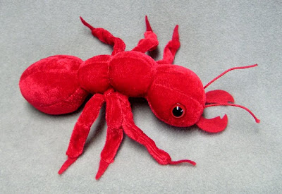 Rd Ant Stuffed Animal Toy