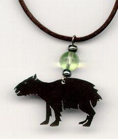 Capybara Jewelry