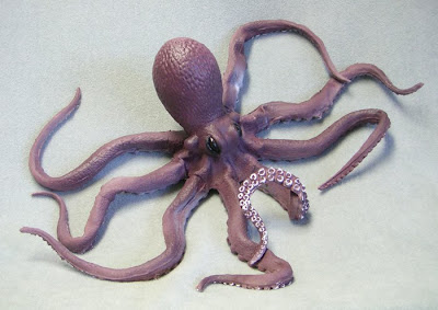 Toy Octopus