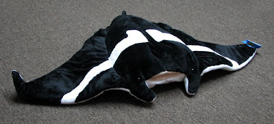 Stuffed Manta Ray