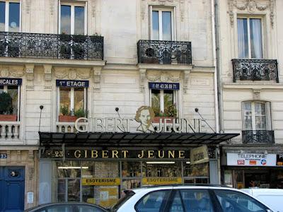 Gilbert Jeune, Paris