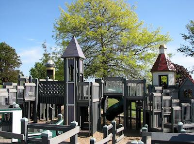 Tapiola Park Playground