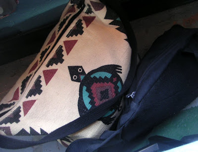 Native American Turtle Bag