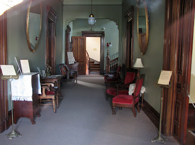Flavel House Interior