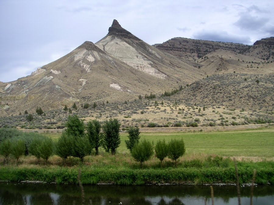 John Day Fossil Beds, Central Oregon