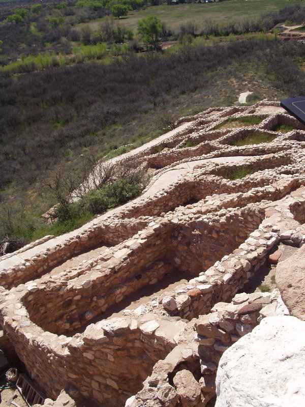 Ruins, Tuzigoot National Monument