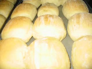 Pandesal/Dinner Rolls