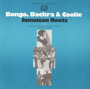 BONGO+4 dans Bongo Backra and Coolie