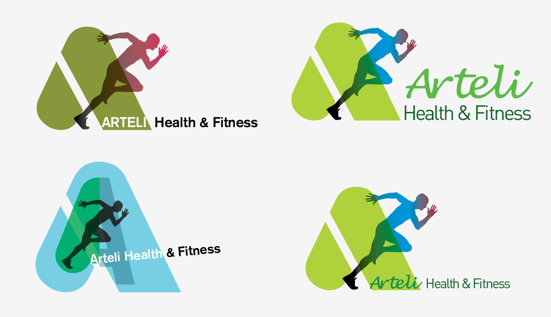 The Graphic Equaliser Arteli Health And Fitness LOGOs