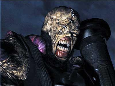 Os personagens mais assustadores dos games Nemesis