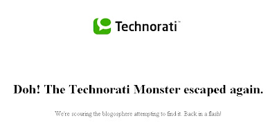 technorati monster