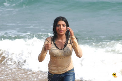 Pooja Hot Wet Photos
