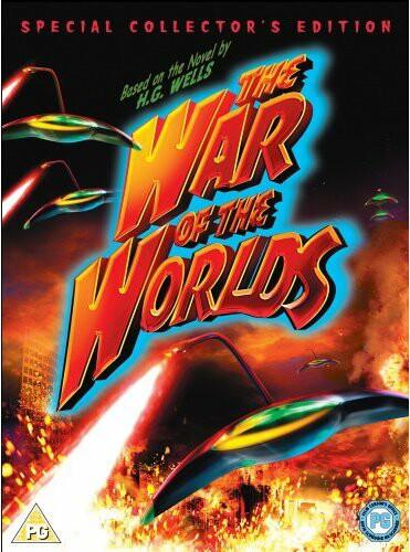 war of the worlds 1953 martian. War of the Worlds (1953)