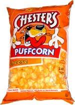 cheetos puffcorn