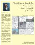 """Libro """"Turismo sociale"""" di Pino Vitale"""