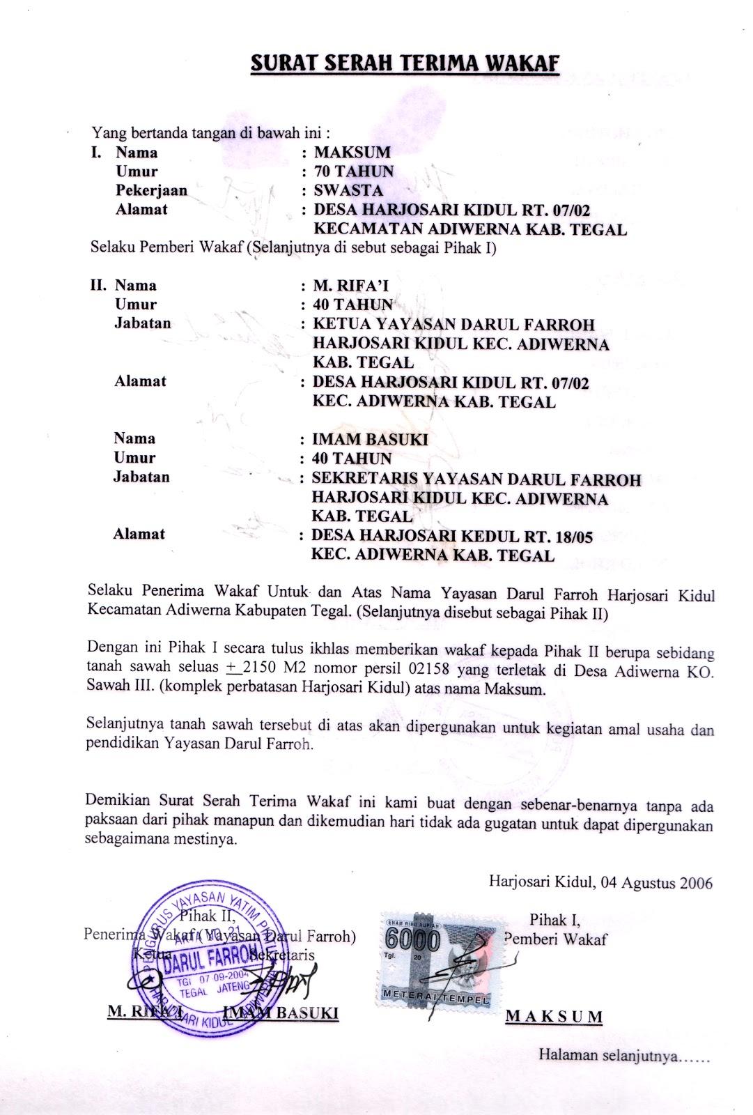 Contoh Surat Izin Sekolah Untuk Visa Contohkan M