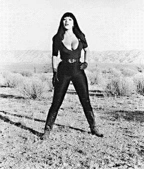 the cheese reporter tura satana meet suzie x from el