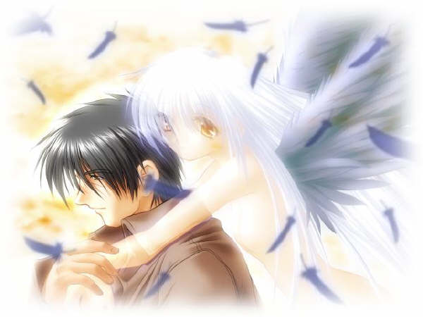 Anime Angel Couples Photo