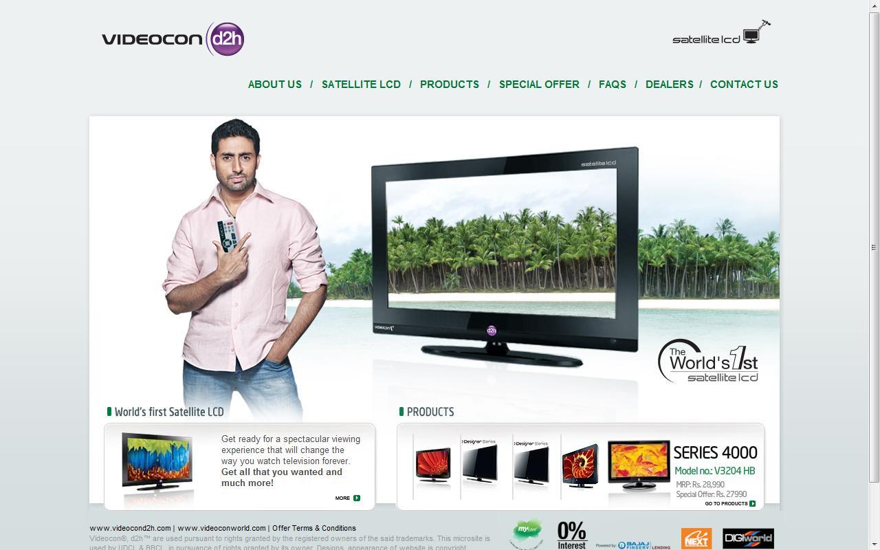 Videocon marketing strategy pdf