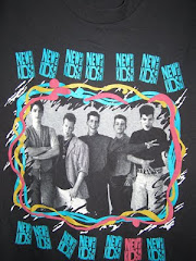 New kids on the block 1989 tour