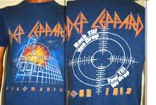 Def Leppard-tour 1983