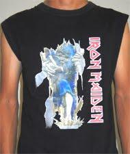 Iron Maiden 1986