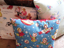 I Love to make Handmade cushions....