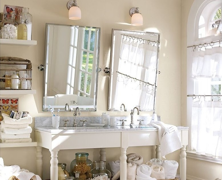 Pottery Barn Bathroom Vanity Knockoffs.Pottery Barn Bathroom Vanity ...