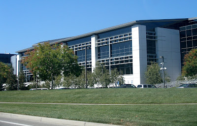 đại bản doanh Googleplex của Google