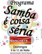 Visite o Blog do Programa Samba é Coisa Séria