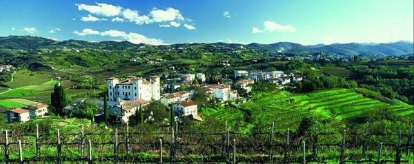 La bellezza del Collio Italiano e sloveno