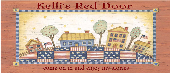 Kelli's Red Door