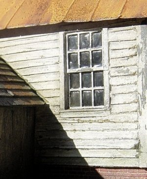 Barn window