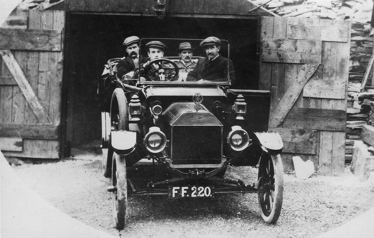 Ford Model T FF53, FF82, FF220