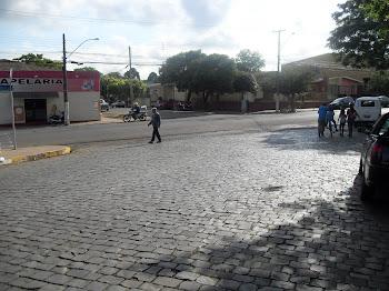 Moradores Pedem Faixa de Segurança na Rua Guaporé