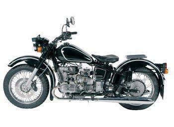 Motorcycle Ural
