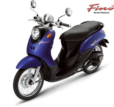 Yamaha Fino Scooter