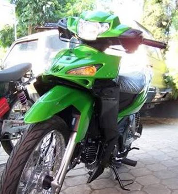 Kawasaki Motorcycle EDGE