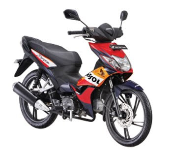 Motorccle Honda Blade110R