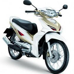 Honda Wave 110iAT Motorcycle