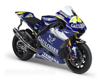 Yamaha Motorccle