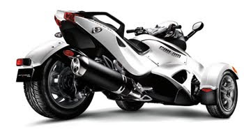 http://yyamaha.blogspot.com/MOTORCYCLE CAN AM RS SPYDER