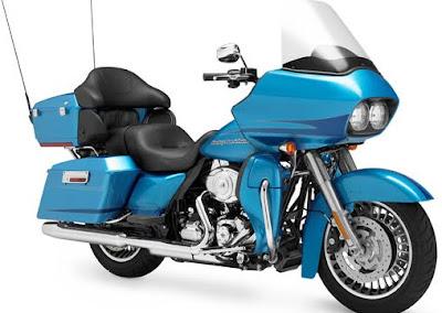 MOTORCYCLE HARLEY DAVIDSON FLTRU ROAD GLIDE ULTRA 2011