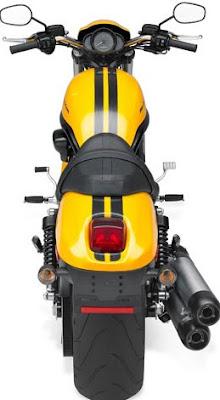 MOTORCYCLE HARLEY DAVIDSON VRSCDX NIGHT ROAD SPECIAL 2011