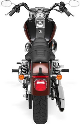 MOTORCYCLE HARLEY DAVIDSON FXDC DYNA GLIDE CUSTOME 2011