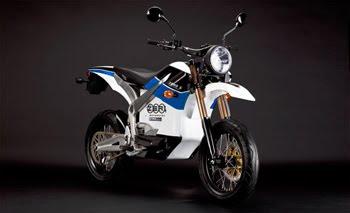 2010, Zero, motorcycle